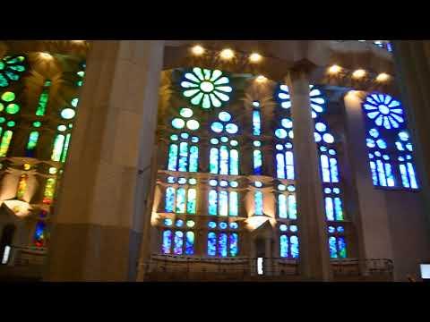 Barcelona - Sagrada Familia Church