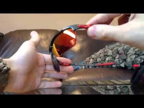 Oakley Ferrari Carbon Blade