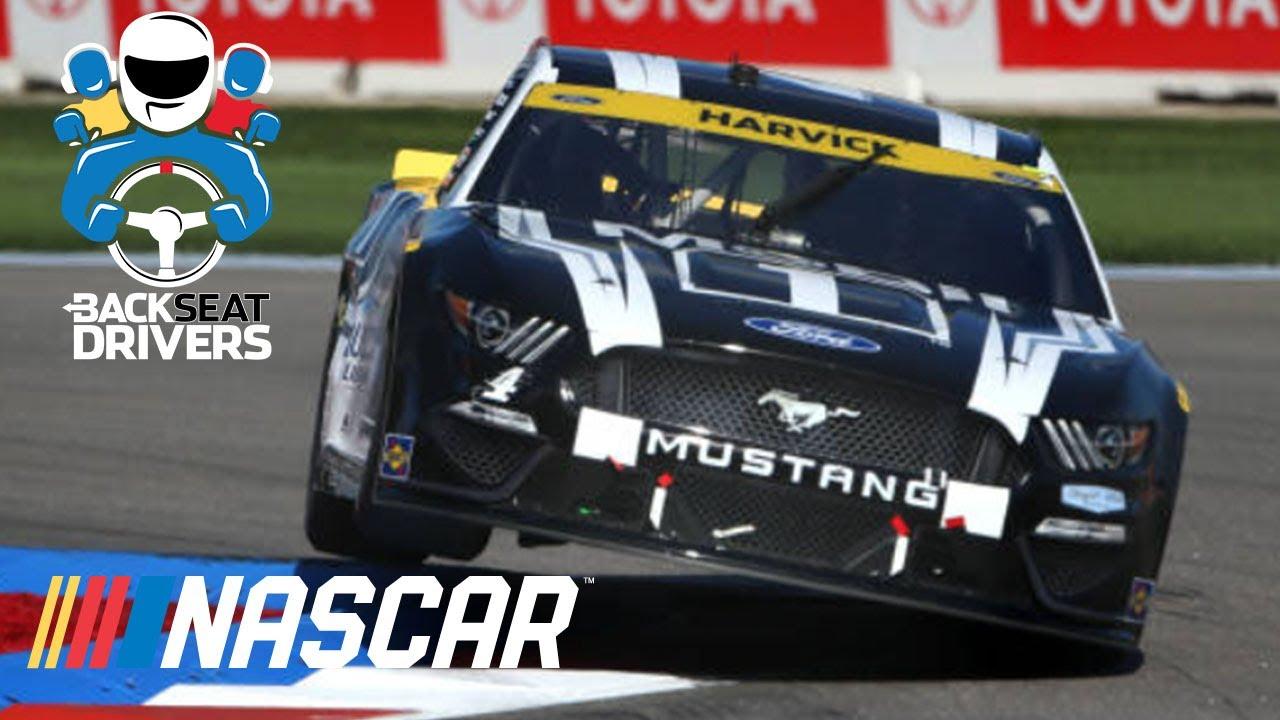 Season Ratings: Kevin Harvick, Alex Bowman, Christopher Bell & Byron | Backseat Drivers | NASCAR