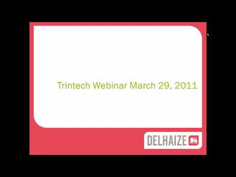 Webinar: The Delhaize story - How to kill the spreadsheet and ledger reconciliations