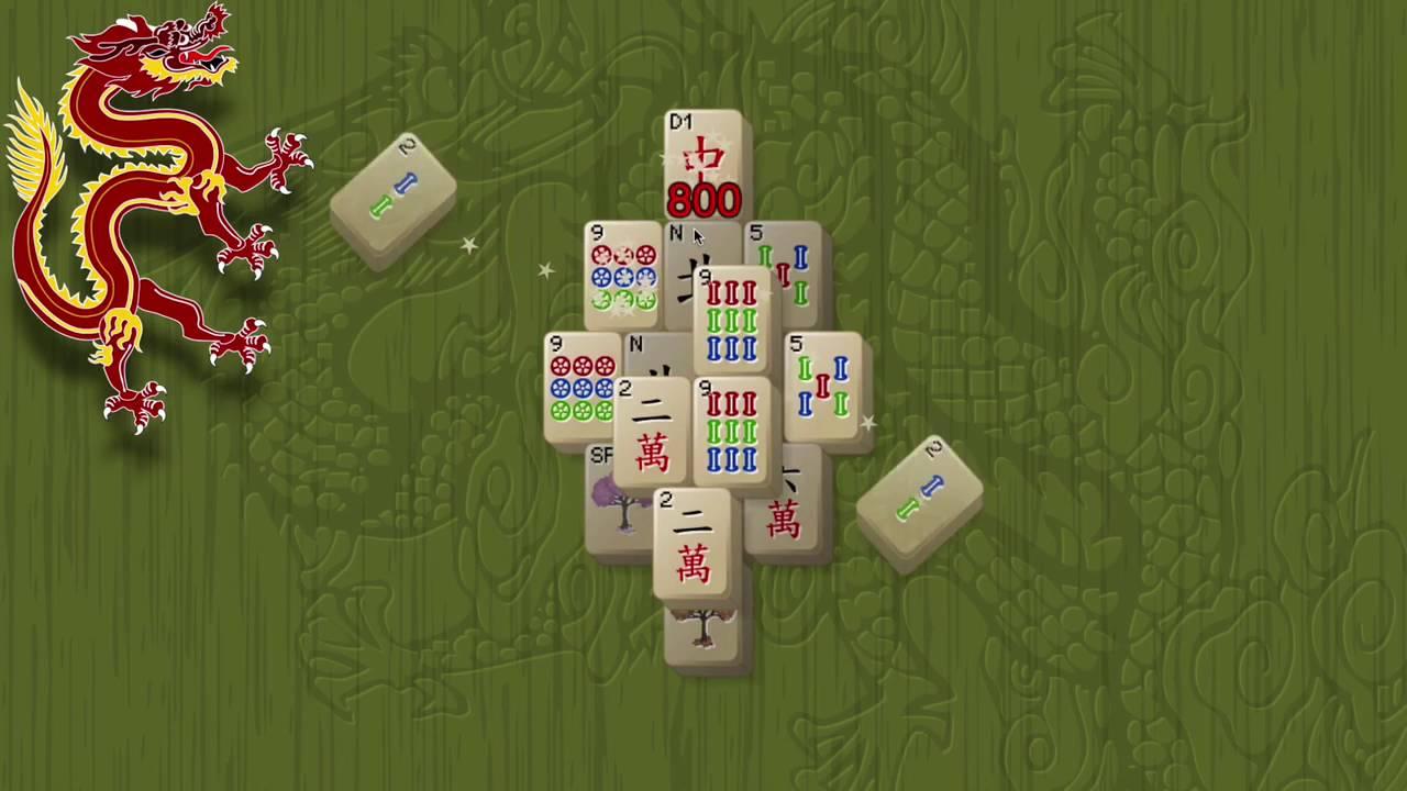 Mahjongspiele