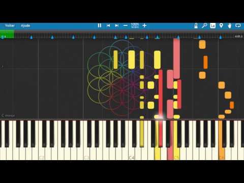 Coldplay Hymn For The Weekend - FREE MIDI INTRUMENTAL DOWNLOAD - KARAOKE