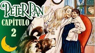"PETER PAN - Capítulo 2: ""A sombra"" - J. M. Barrie - Texto original (1911) - parte 2/17"