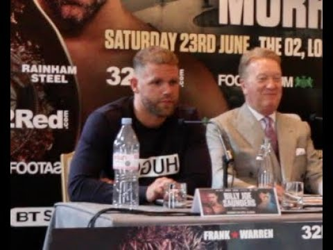 'F*** HIS TWITTER. AMIR KHAN IS A COWARD. BROOK WILL KNOCK HIM SPARK OUT' - BILLY JOE SAUNDERS RANT