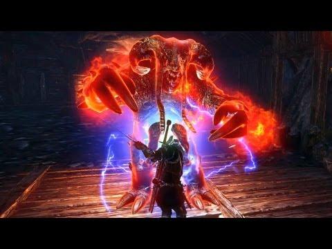 Geralt Gets Vandergrift's Sword 'Hatred'  (Witcher 2   Hatred Symbolized Quest   Bullvore)