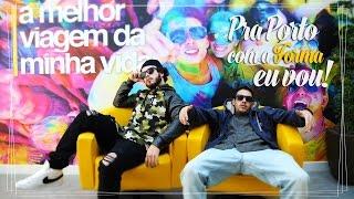 Não ir para Porto dá Caô (Lyric Vídeo) - Paródia ★ TV FORMA