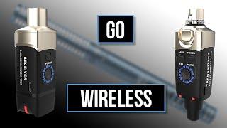 Xvive U3C Wireless Microphone System