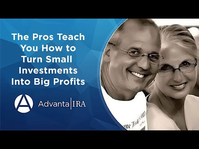 The Pros Teach You How to Turn Small Investments Into Big Profits with Bill Cook