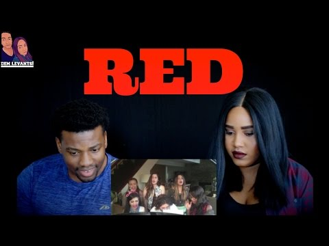 Fifth Harmony- Red| REACTION