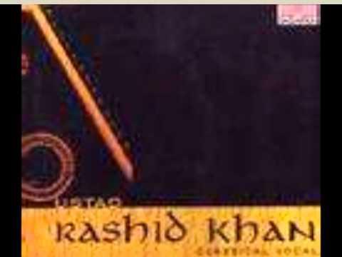 Ustaad Rashid Khan-Raag Basant (Live).wmv