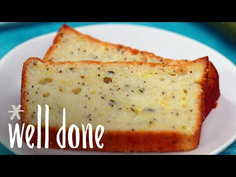 Lemon-Poppy Seed Zucchini Bread | Recipe | Well Done
