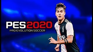PES 2020 PPSSPP Camera PS4 New Face New Kits