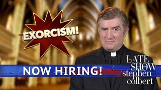 The Catholic Church Has An Exorcist Shortage