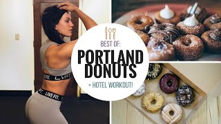 BEST DONUTS IN PORTLAND... and it