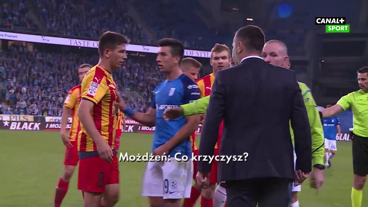 Liga Od Kuchni Lech Poznań Korona Kielce Piłka Nożna Lotto Ekstraklasa