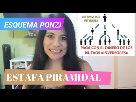 Como identificar el fraude piramidal o esquema Ponzi: Opina con Datos #8из YouTube · Длительность: 6 мин6 с