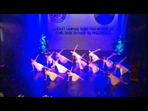 "Caela's Prayer Performance ""Amare et Servire"" 2017 Feb 09 SSC Manila Service Awards Night"