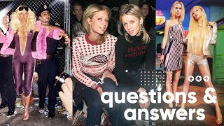 Paris & Nicky Hilton's Q&A!