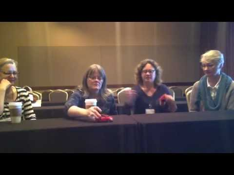 Knitting in the Hills Retreat 2016 - Interviews