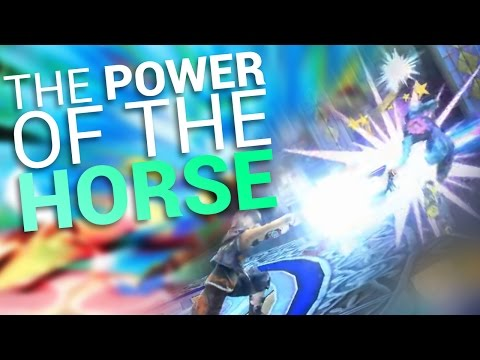The Power Of The HORSE! - Twitch Highlights #5 - Super Smash Bros Wii U