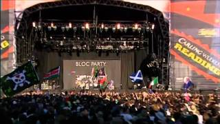 Bloc Party - Waiting For The 7.18 [Live at Reading 2007] HD