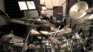 He Reigns / Awesome God - Kirk Franklin (Drum Cover)