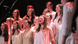 Robots - Coastal Sound Youth Choir: Indiekor 2014 (Dan Mangan cover) arr. Keith Sinclair