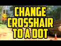 How to Change Crosshair To Dot In CS:GO 2017 - CS:GO Dot Crosshair Console Command Bind