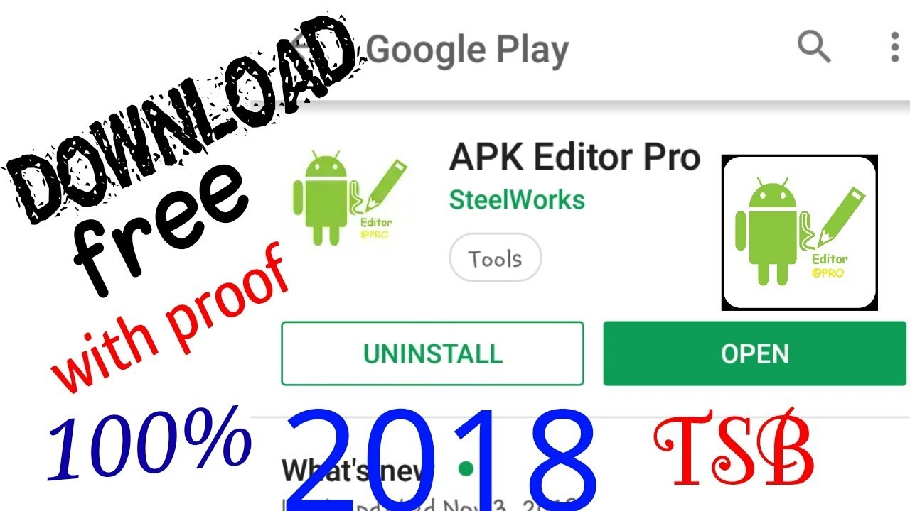 Latest apk editor | APK Editor 1 9 0 for Android  2019-02-19