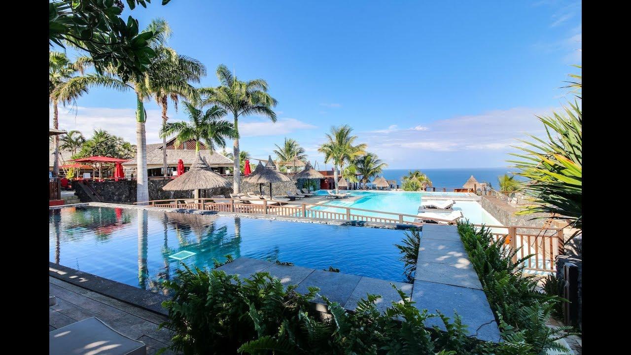 Palm Hotel Spa Ile De La Reunion 10 Ans D Histoire Youtube