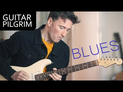 Play this EPIC BLUES SOLO!
