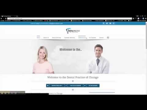 Dental Website Design Part 1 - Data Driven Design