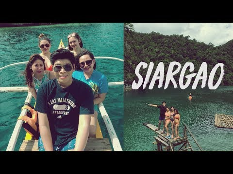 SIARGAO Philippines Travel Guide ( MUST VISITS!)