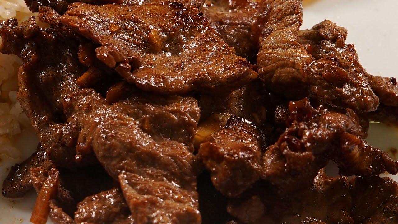 How to Cook Beef Tapa Recipe | Tapsilog Recipe - NewbieTo ...
