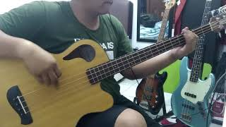 MOCCA - 'ME AND MY BOYFRIEND' bass cover