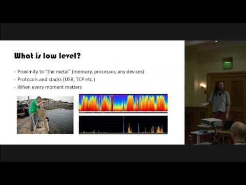 Improving Sense of Smell Low-Level Debugging - Matthew Dodkins [ACCU 2017]