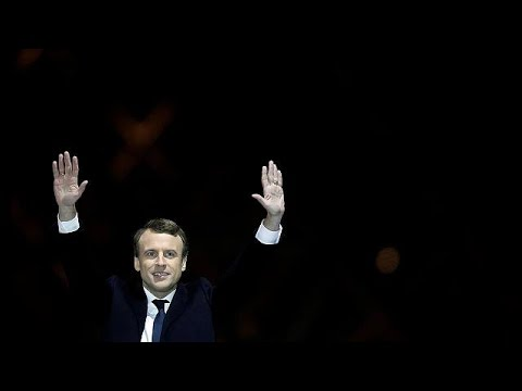 Macron - dancing to the tune of Europe?