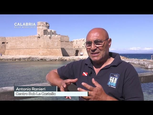 Calabria delle Meraviglie - Crotone, Le Castella e Capocolonna
