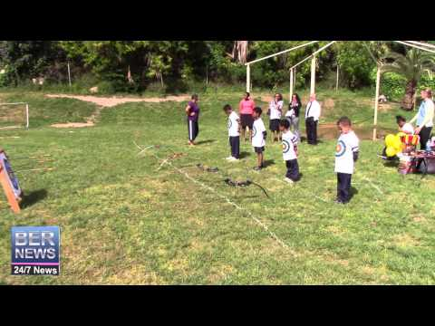 Autistic Students Benefit From Archery, April 30 2015