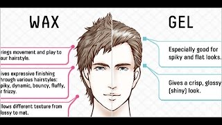 Wax hair gel side effects in hindi