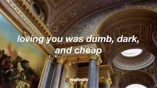 consequences (orchestra version)  // camila cabello // lyrics Video