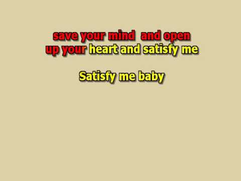 A Little Less Conversation Elvis Presley  karaoke instrumental lyrics