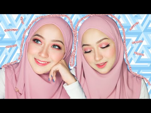Pink Dolly Makeup Tutorial