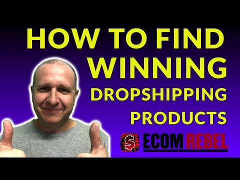 How to Find Winning Dropshipping Products