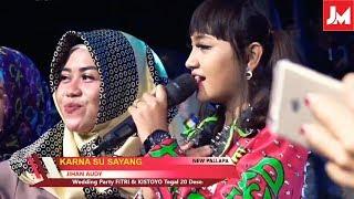 Karna Su Sayang - Jihan Audy - New Pallapa Live Tegal 20 Desember 2018