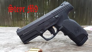Steyr M9 A1   The Forgotten One by Hegshot87