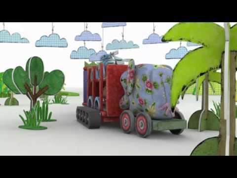 Driver Dan's Story Train - The Runaway Carrot