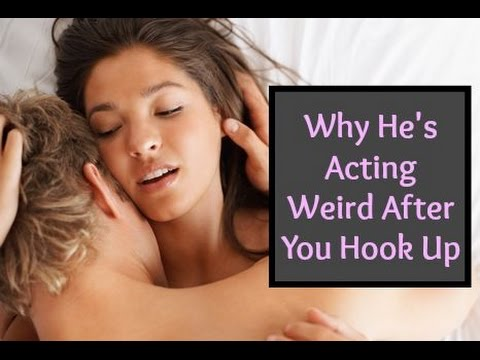 How To Act After A Hookup With A Friend