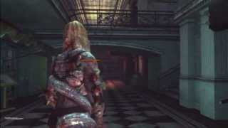 Resident Evil Revelations - Rachael (Ooze) Raid Mode Stage 6 SOLO Rank S HD