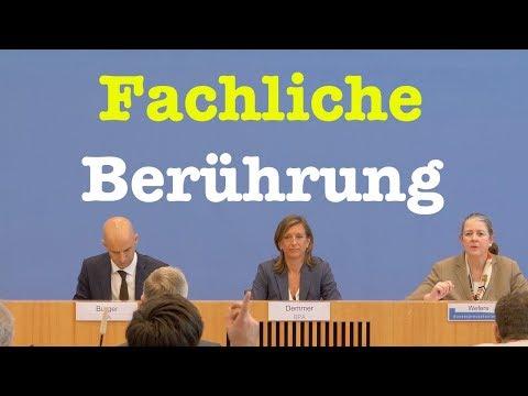 24. April 2019 - Bundespressekonferenz - RegPK